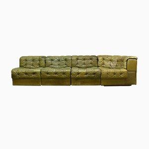 Modulares Vintage Patchwork DS11 Lounge Sofa von de Sede