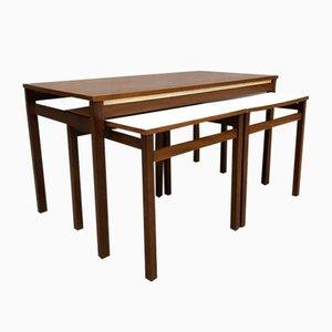 Tables Gigognes Mid-Century, 1960s