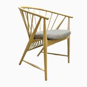 Vintage Sun Feather Stuhl von Sonna Rosen für Nässjö Stolfabrik