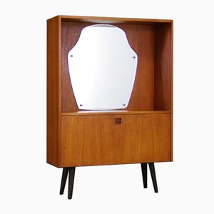 Vintage Cabinet with Mirror