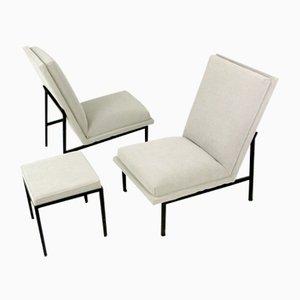 Italian Lounge Set by Campo e Graffi for Home, 1950s