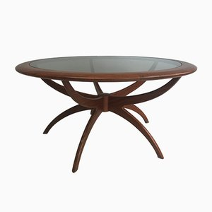 Mid-Century Spider Coffee Table by Victor Wilkins for G-Plan