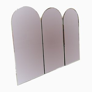 Neoclassical Italian Mirrors, 1970s, Set of 3