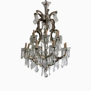 Large 19th-Century Maria Theresa Chandelier