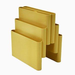 4675 Zeitschriftenständer von Giotto Stoppino für Kartell, 1974