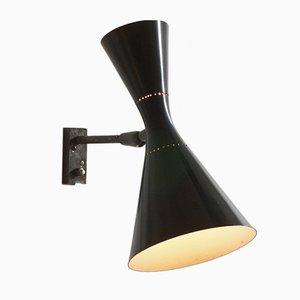 Wall Lamp from Stilnovo, 1950s