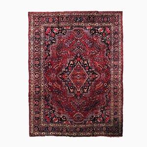 Tapis Mashad Antique Fait Main, Perse, 1910s