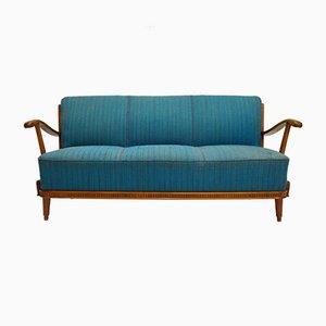 Mid-Century Mahogany Sofa by Svante Skogh for Förenade Möbelfabrikerna Linköping