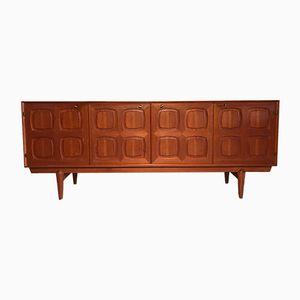 Teak Sideboard by Adolf Relling, Rolf Rastad & Alf Aarseth for Gustav Bahus, 1960s