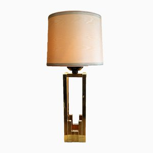 Vintage Table Lamp or Floor Lamp by Willy Rizzo for Lumica