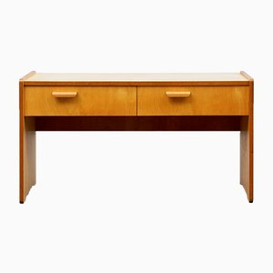 Console with Drawers from WK Möbel, 1950s