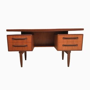 Mid-Century Teak Desk by Victor Wilkins for G-Plan