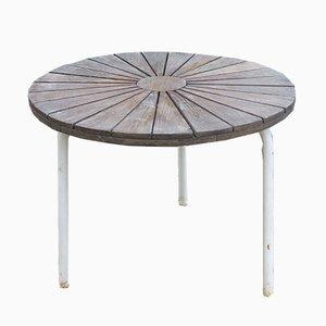 Kleiner Gartentisch von Daneline, 1970er