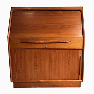 Vintage Teak Secretaire from Bernard Petersen & Son