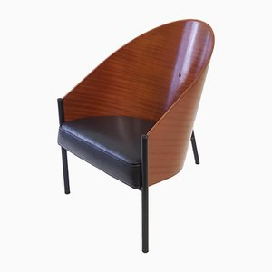 Pratfall Armlehnstuhl von Philippe Starck für Driade, 1980er