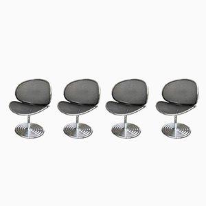 O-Line Stühle von John Herbert, 1980er, 4er Set