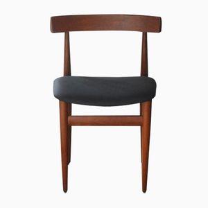 Esszimmerstühle von Hans Olsen für Frem Røjle, 1960er, 4er Set