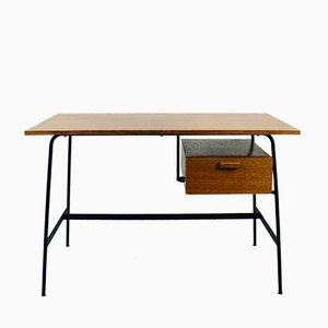 Mid-Century CM178 Desk by Pierre Paulin for Thonet