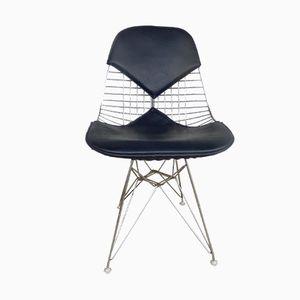 Modell DKR-2 Stuhl von Charles & Ray Eames für Herman Miller, 1970er