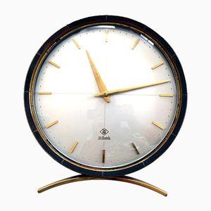 Horloge de Table Ronde de TN Telenorma, 1950s