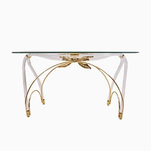 Table Console Vintage, Etats-Unis, 1970s