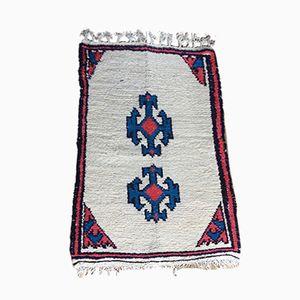 Tappeto Beni Ourain Mid-Century berbero