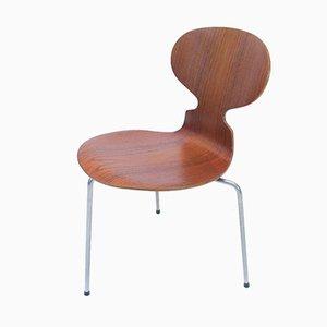 Mid-Century Modell 3100 Ant Chair von Arne Jacobsen für Fritz Hansen