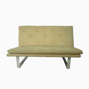 Modell C684 2-Sitzer Sofa von Kho Liang Ie für Artifort, 1960er