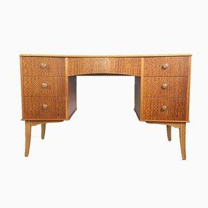 Bureau Vintage en Contreplaqué de Noyer par Vesper pour Gimson & Slater, 1950s