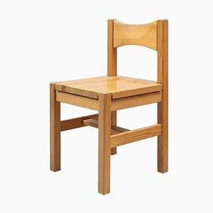 Stuhl aus Kiefernholz von Ilmari Tapiovaara, 1960er