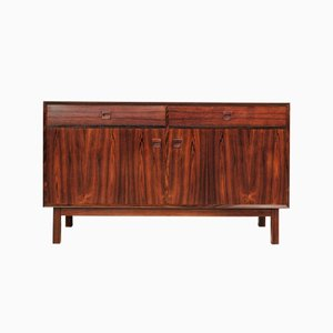Vintage Danish Sideboard with 2 Doors and 2 Drawers in Rosewood from Brouer