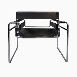 Wassily Chair by Marcel Breuer for Knoll Inc, 1980s