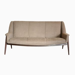 Mid-Century Three-Seater Sofa by José Espinho for Olaio