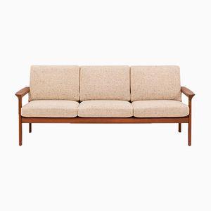Sofá de tres plazas modelo Borneo de Sven Ellekaer para Komfort, años 60