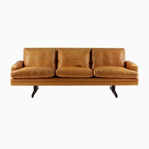Vintage Model 807 Scandinavian Sofa by Fredrik Kayser for Vatne Lenestolfabrikk A/S