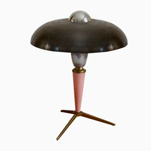Vintage Dreibein Tischlampe von Louis Kalff für Philips, 1950er