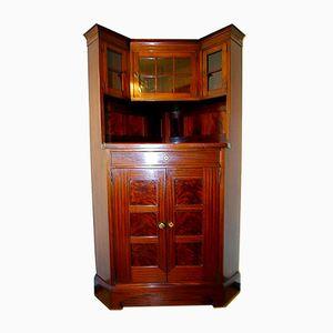 Art Nouveau Corner Cabinet by Richard Riemerschmid for Hellerau