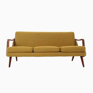Vintage Norwegian 3-Seater Sofa, 1950s