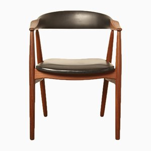 Vintage 213 Chair by TH Harlev for Farstrup