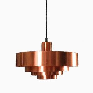 Roulet Pendant Lamp by Johannes Hammerborg for Fog & Mørup, 1963