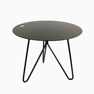 Seis Tisch in Schwarz von Mendes Macedo für Galula