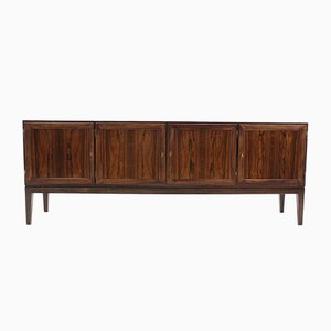 Vintage Palisander Sideboard by Severin Hansen for Haslev