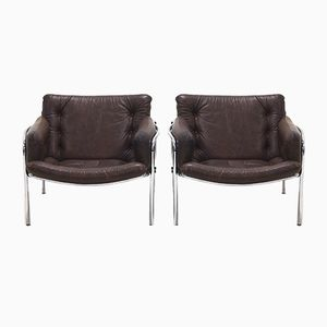 Osaka Lounge Chairs by Martin Visser for 't Spectrum, 1960s, Set of 2