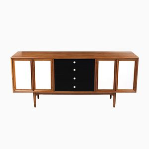 Mid-Century Walnut Credenza from Drexel Declaration, 1960s