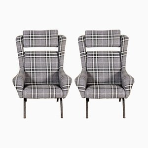 Sessel von Cassina, 1960er, 2er Set