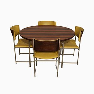Mid-Century Modern Rosewood Dining Set by Cees Braakman for Pastoe
