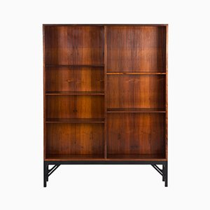 Danish Rosewood Bookcase by Børge Mogensen for C.M. Madsen, 1960s