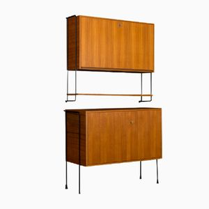 Model Omnia Wall Unit from Hilker, 1960s