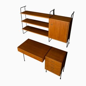 Omnia Wall Unit from Hilker, 1960s