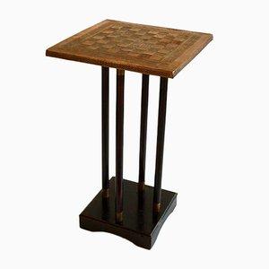 Antiker Spieltisch von Josef Hoffmann